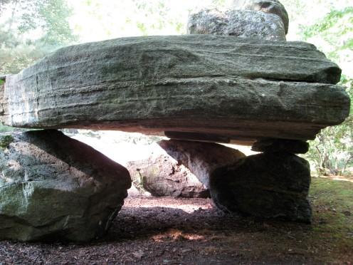 5 ton rocking stone
